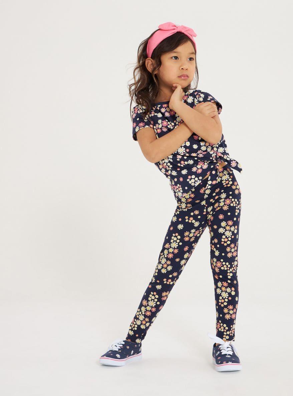 Leggings Lungo Bambina Terranova