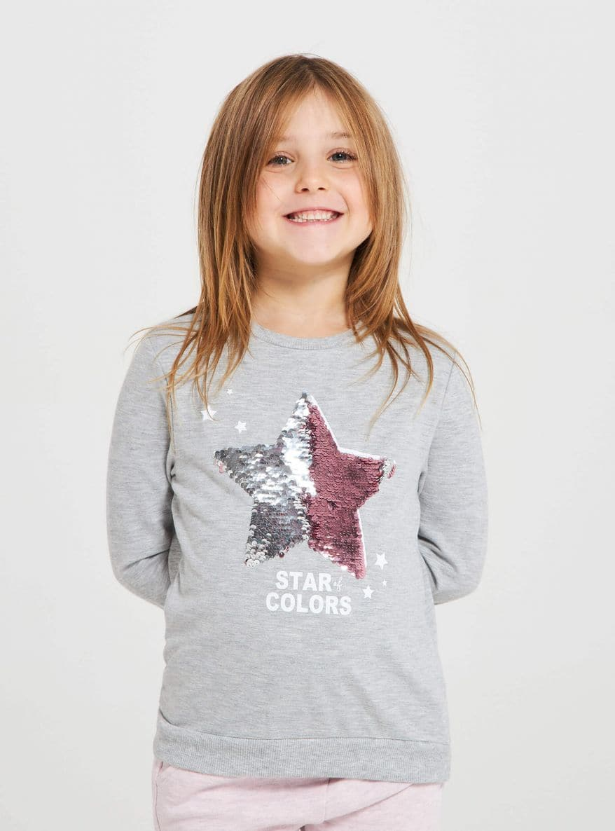 Sweat shirt Girls Terranova