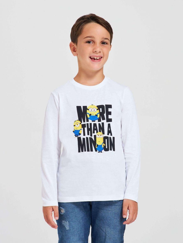 T-Shirt ML Junge Terranova