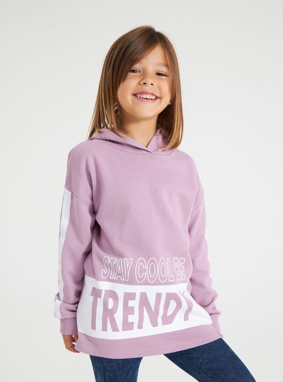 Sweat shirt Girls Terranova