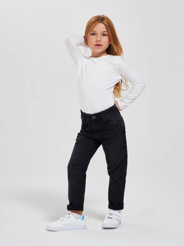 Long pants jeans Girls Terranova
