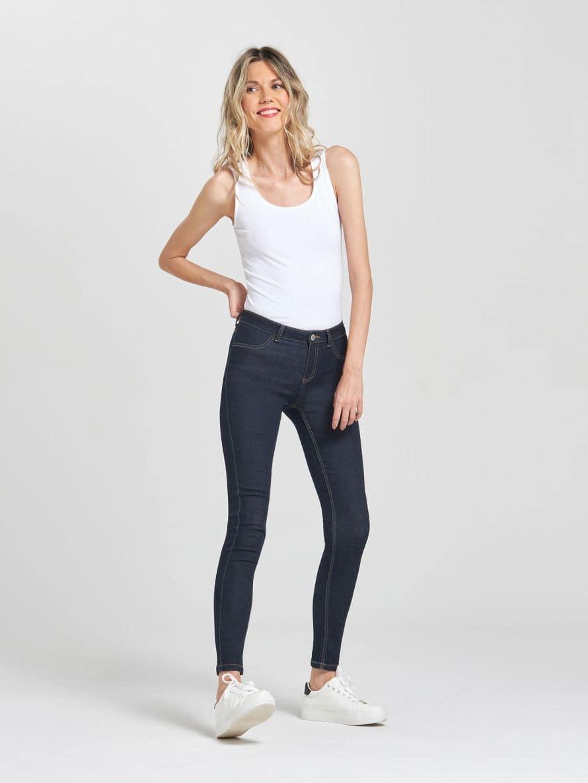 Dlhé džínsové nohavice Zena Terranova