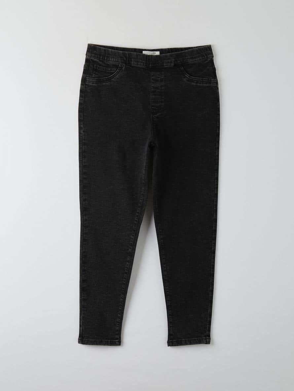 Pantalone Jeans Lungo Donna Terranova