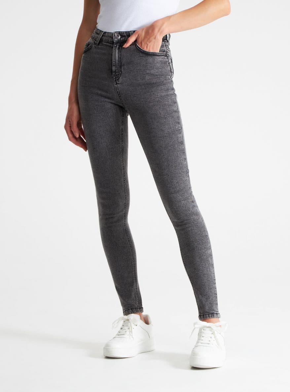 Pantalone Jeans Lungo Dámské Terranova