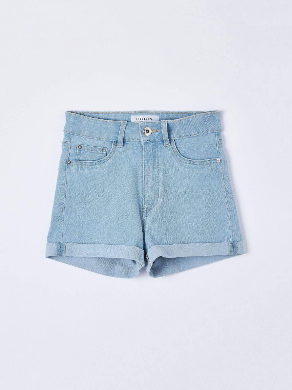Krátke džínsové nohavice Zena Terranova