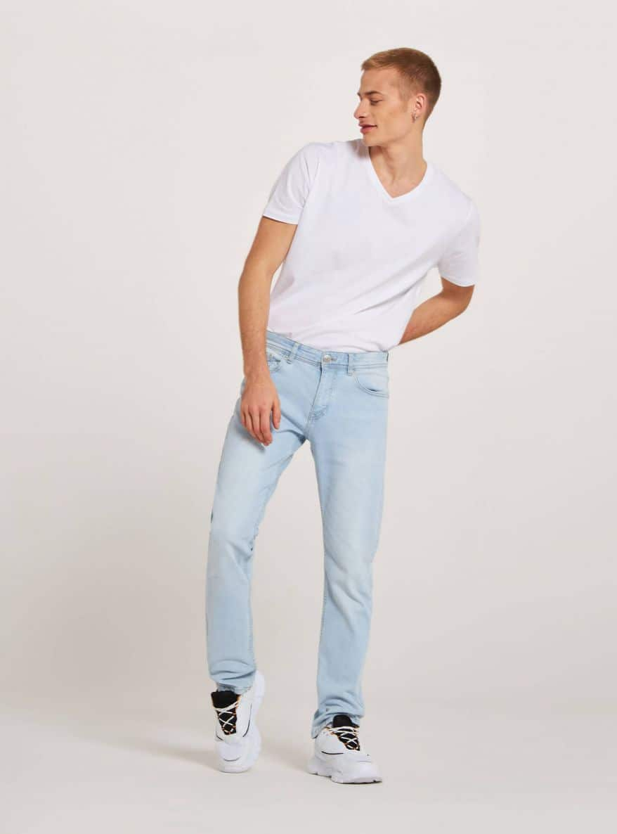 Long pants jeans Man Terranova