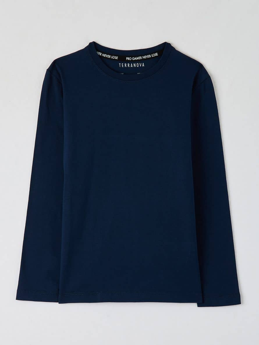 Long-sleeved T-shirt Boys Terranova
