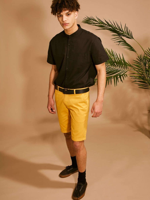Pantalone Corto Pánské Terranova