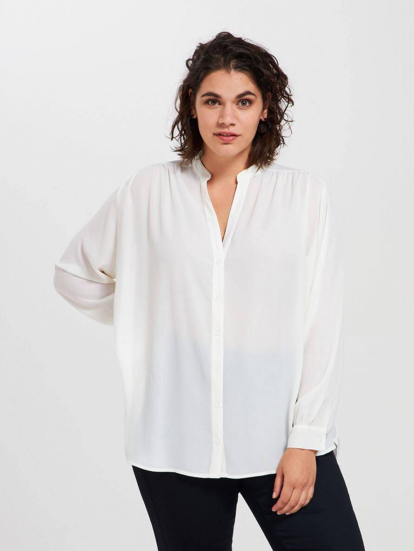 Рубашка с длинным рукавом Жен Terranova