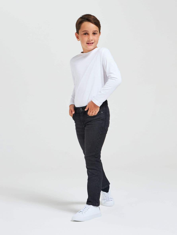 Dlhé džínsové nohavice Chlapcek 010