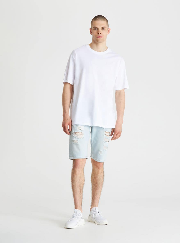 Short pants jeans Man Terranova