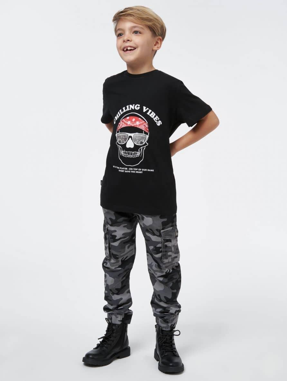 Pantalone Lungo Bambino Terranova