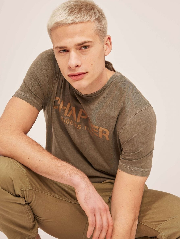 Tričko s krátkym rukávom Muz Terranova