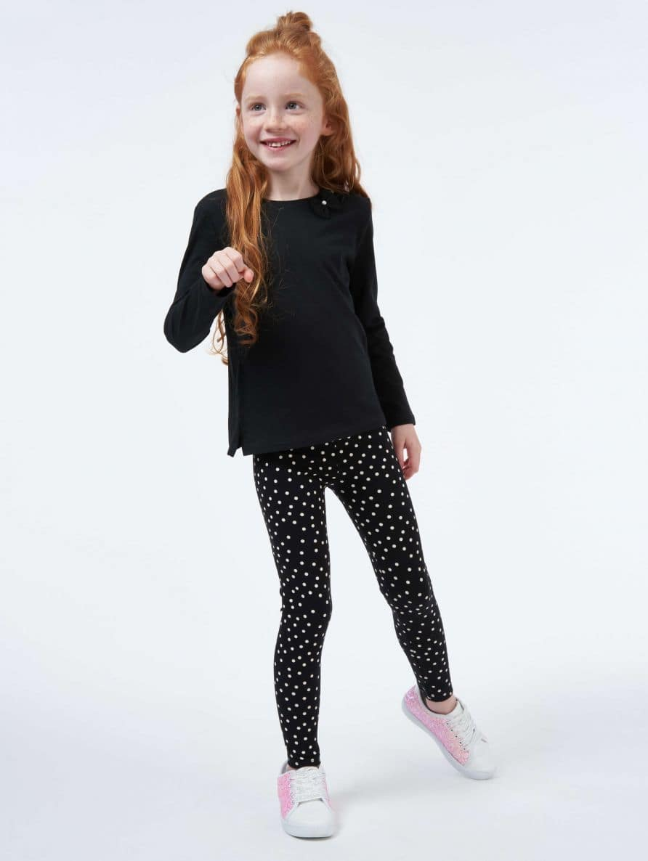 Full-length leggings Girls Terranova