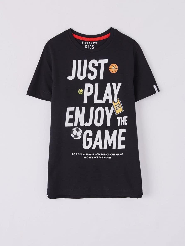 T-Shirt Bambino Terranova