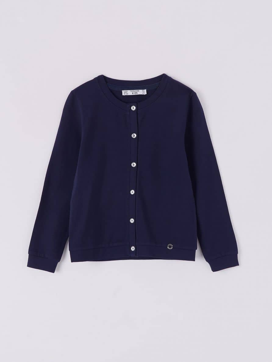 Long-sleeved T-shirt Girls Terranova