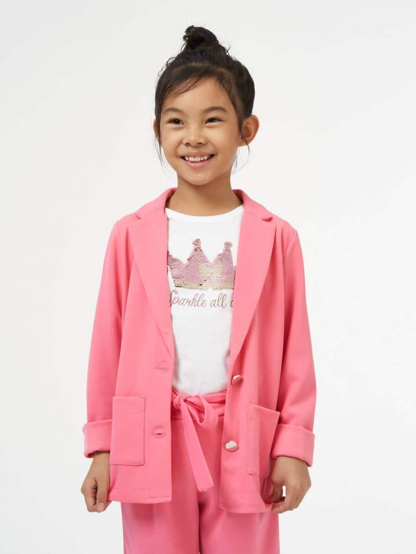 Giacca Детски дрехи за момичета 010