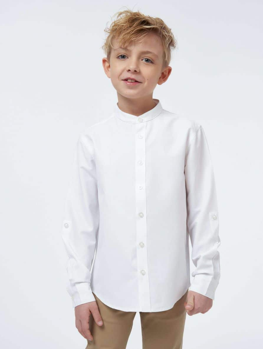 Long-sleeved shirt Boys Terranova
