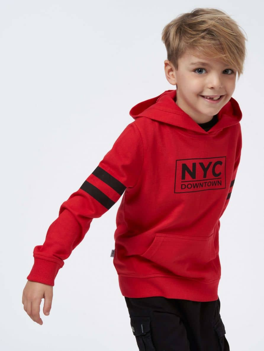 Sweat shirt Bambino Terranova
