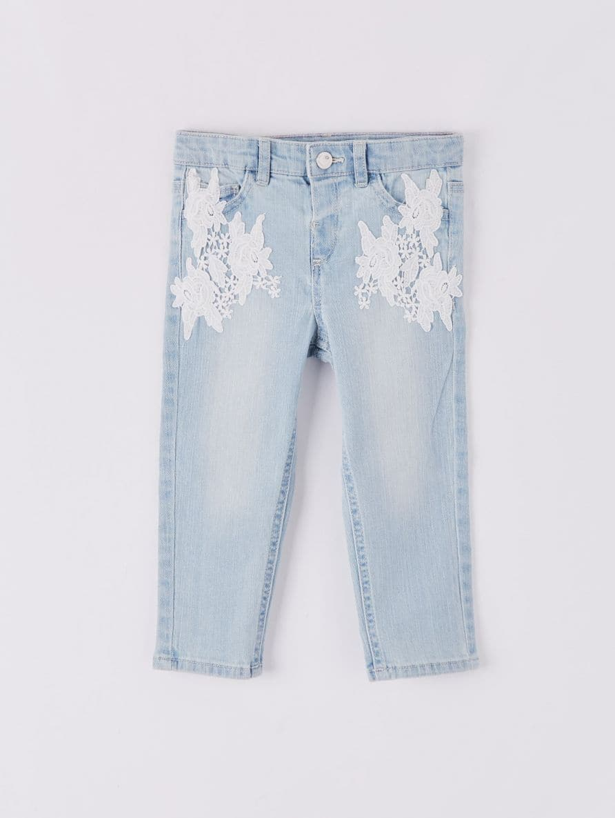 Long pants jeans Infant girl Terranova