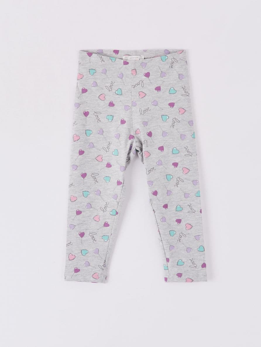 Full-length leggings Infant girl Terranova