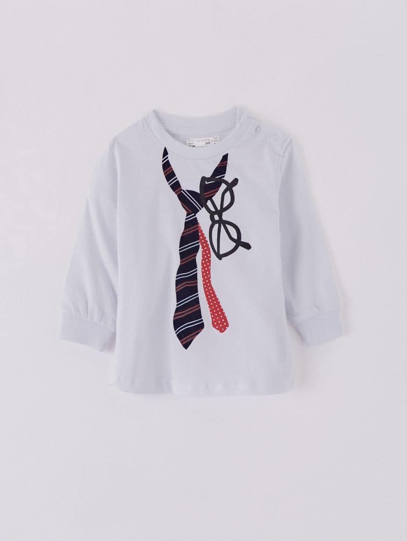 Long-sleeved T-shirt Infant boy Terranova