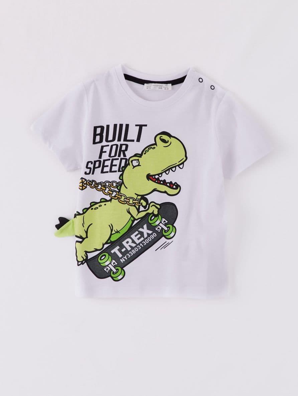 Short-sleeved T-shirt Infant boy Terranova