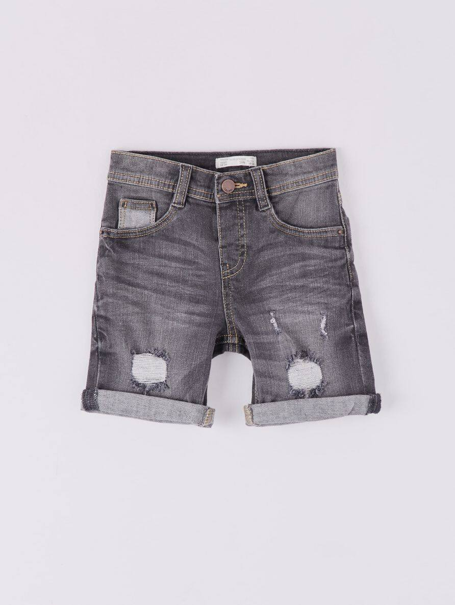 Short pants jeans Infant boy Terranova