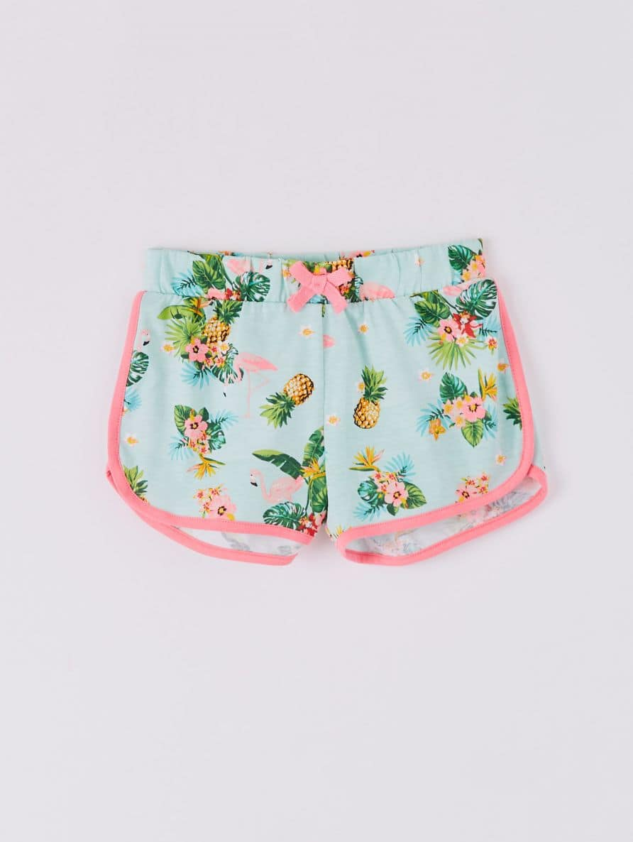 Gym shorts Infant girl Terranova
