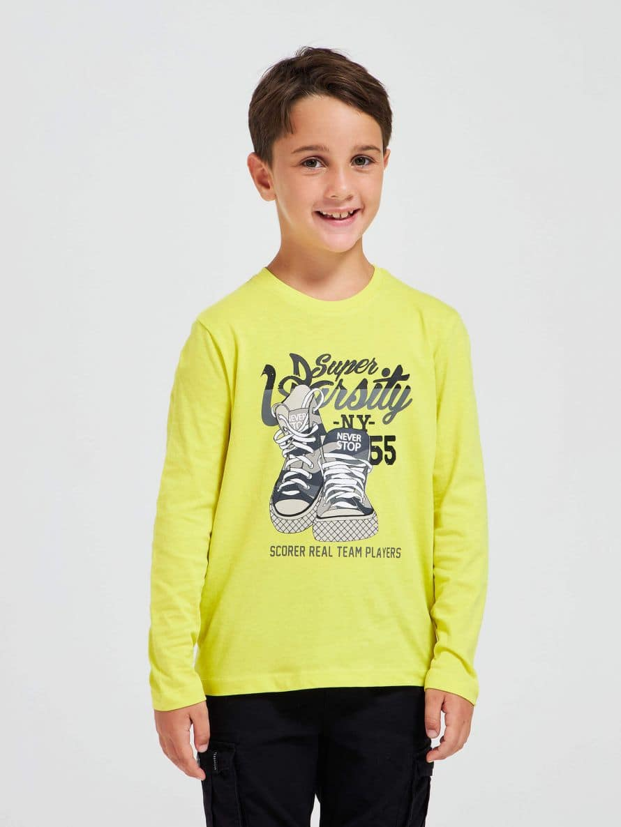 T-Shirt ML Bambino Kids