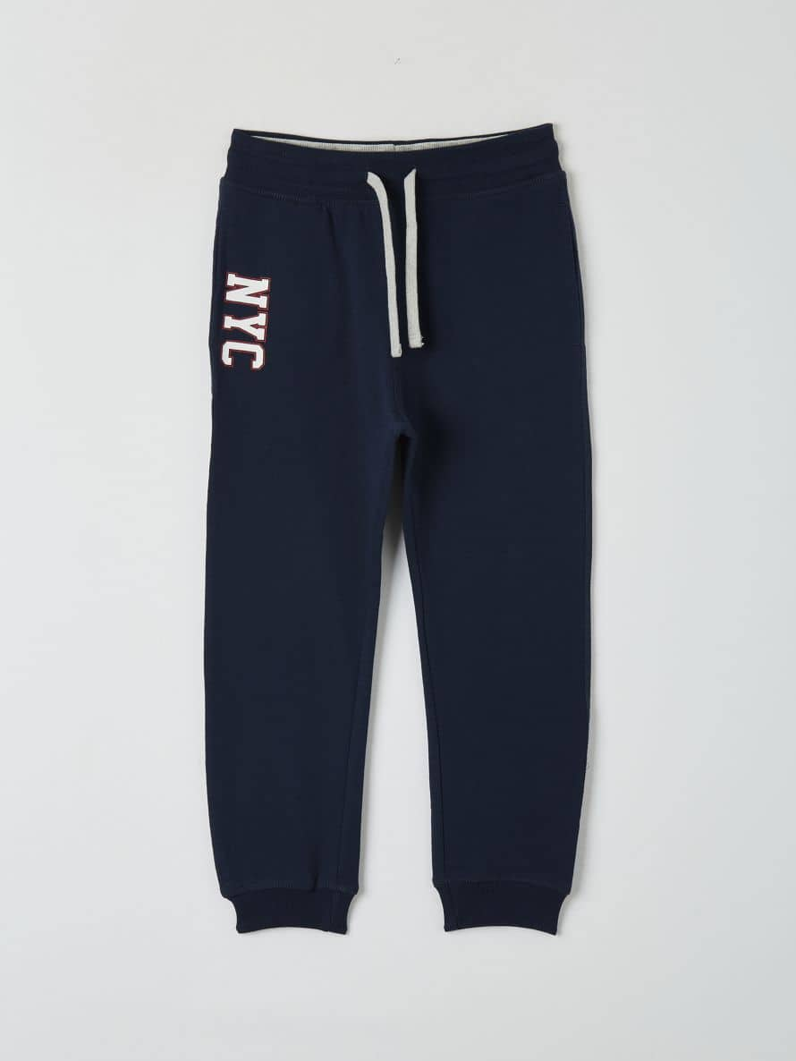Full-length gym pants Boys Terranova