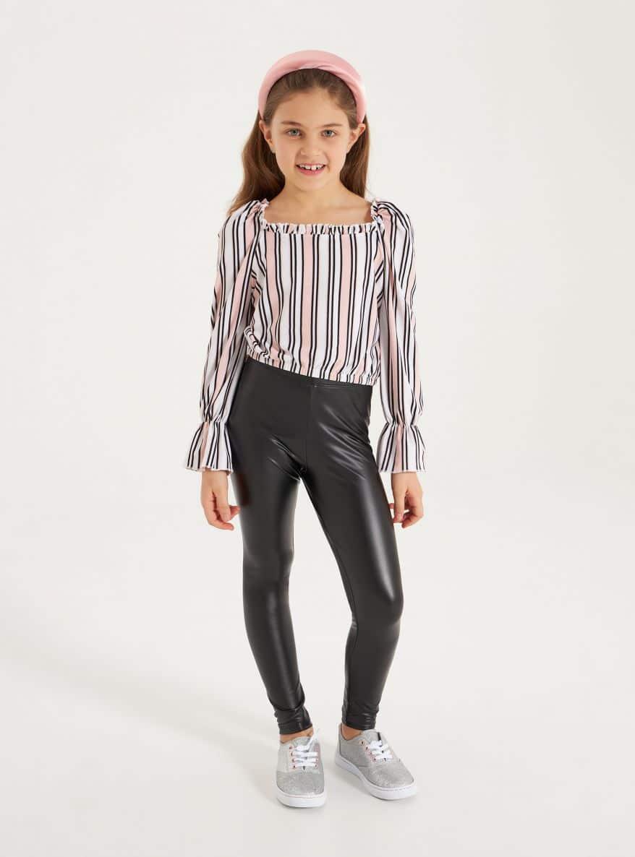 Camicia ML Bambina Terranova