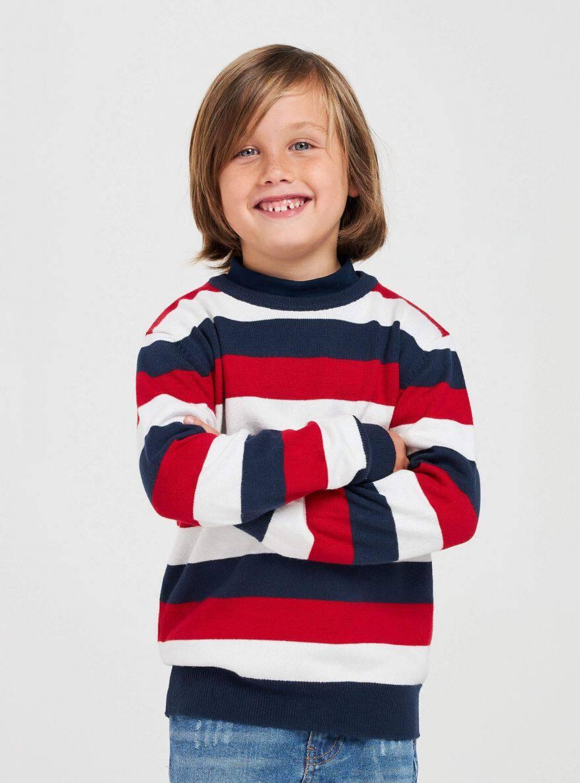 Svetr 3-5 Detské chlapecké Terranova