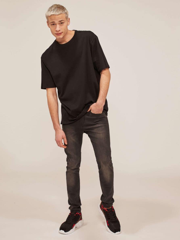 Pantalone Jeans Lungo Uomo Terranova