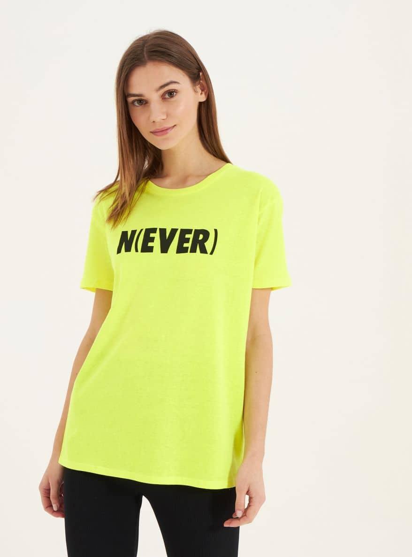 T-Shirt MC Дамско Terranova