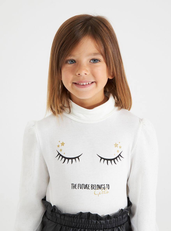 T-Shirt ML Bambina Kids