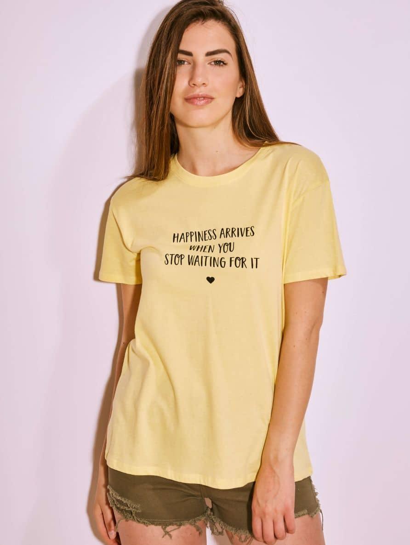 Tričko s krátkym rukávom Zena Terranova