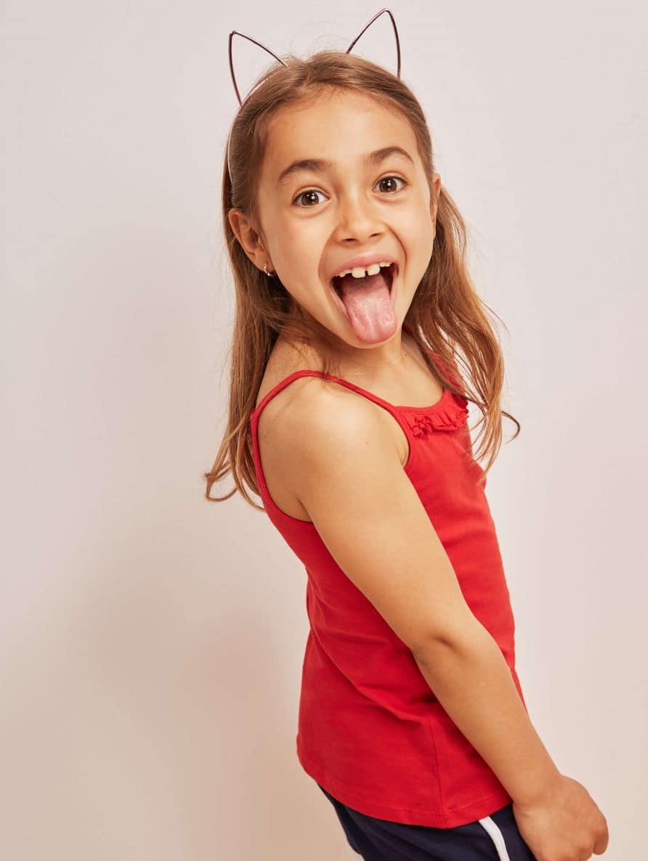 Canotta/Top Mädchen Terranova