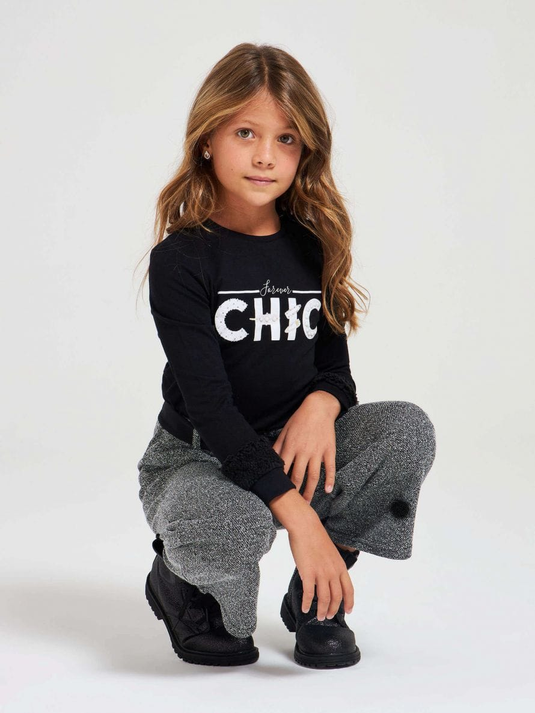 T-Shirt Bambina Terranova