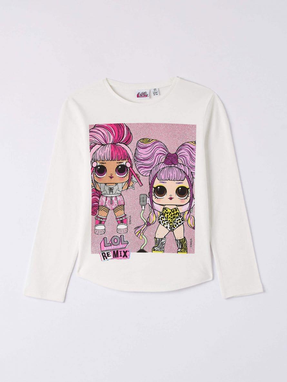 T-Shirt ML Mädchen Terranova