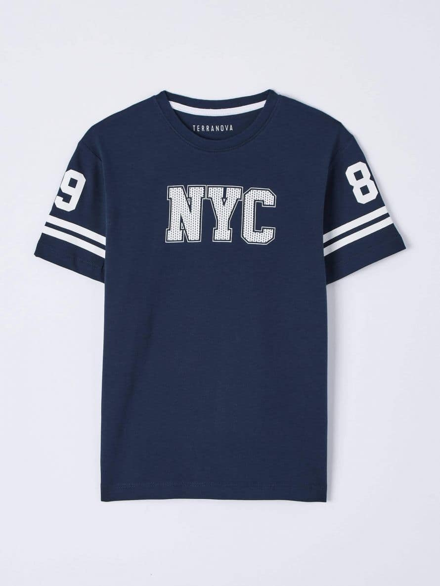 Short-sleeved T-shirt Boys Terranova