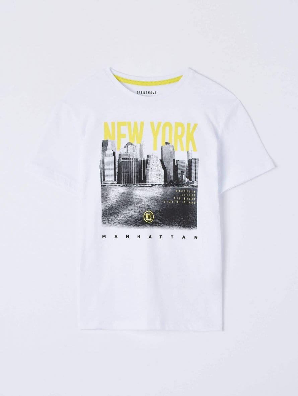T-Shirt MC Bambino Terranova