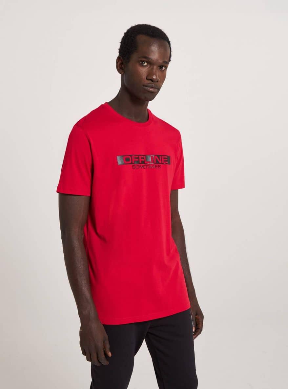 T-Shirt MC Мъжко Terranova
