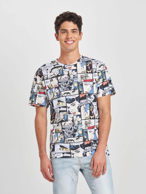 T-Shirt Homme Terranova