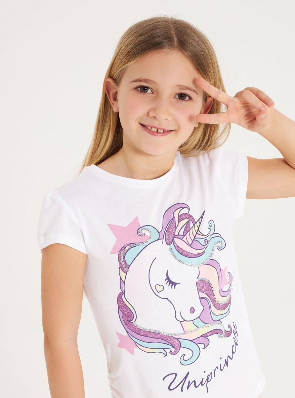 T-Shirt MC Mädchen Terranova