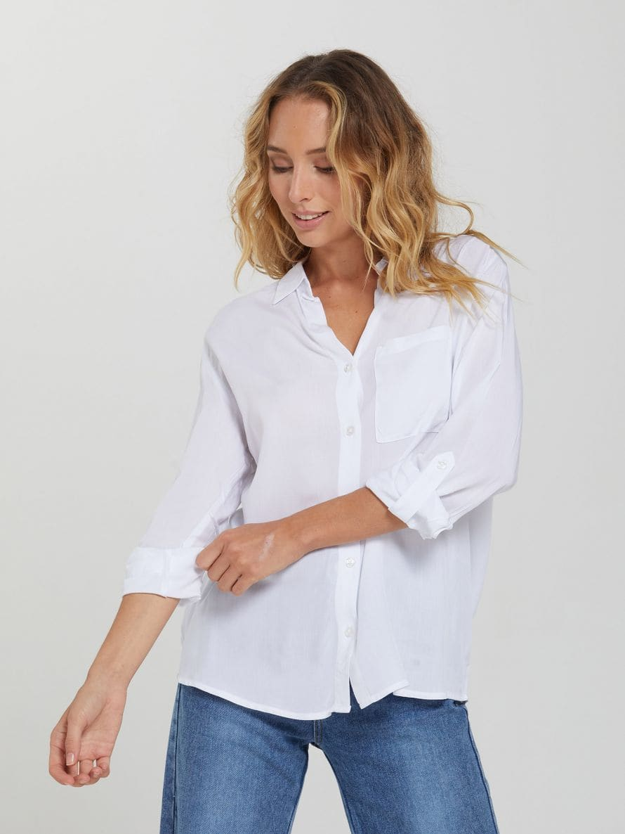 Long-sleeved shirt Woman Terranova